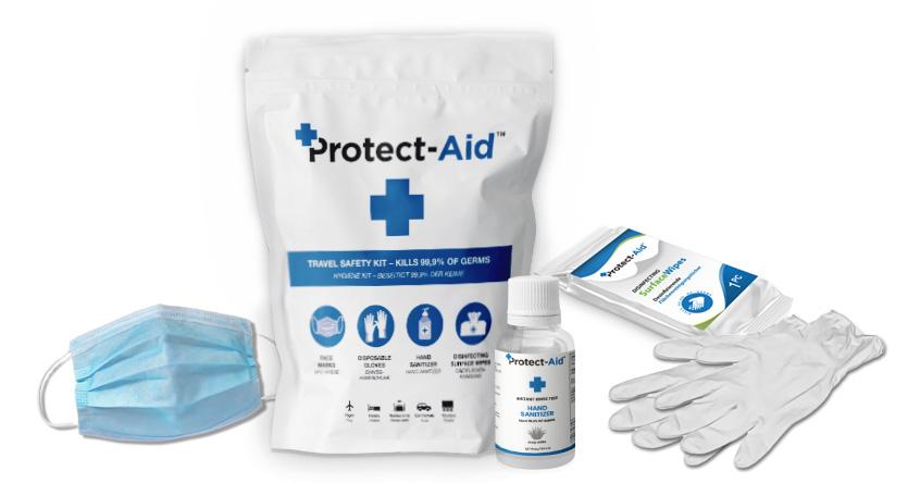 Protect-Aid Hygiene-Set Auto-Set